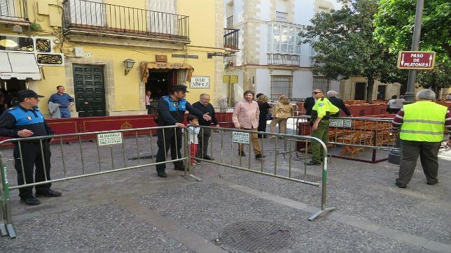 Porteros para Semana Santa en Sevilla