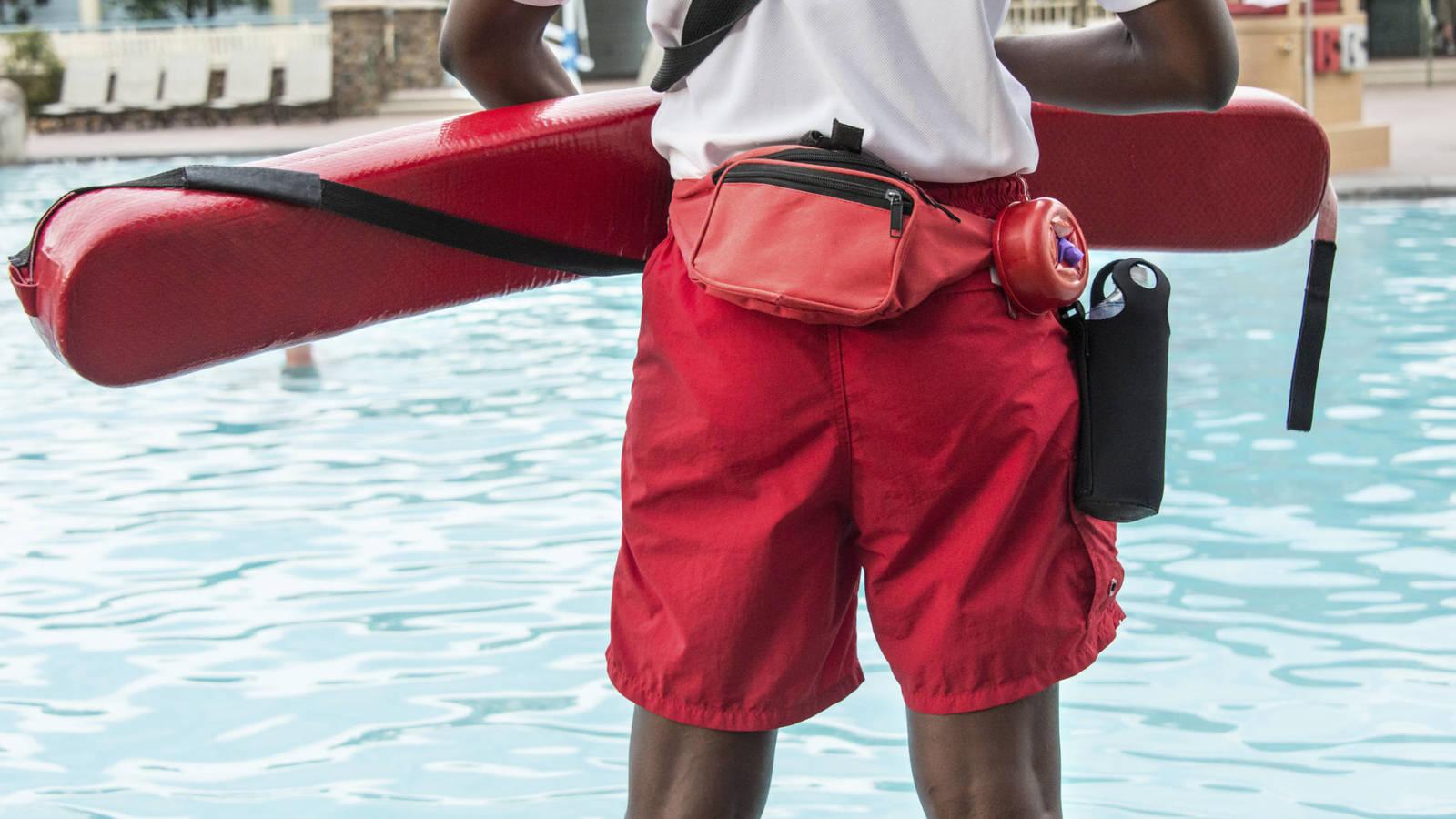 Medidas de seguridad en piscinas