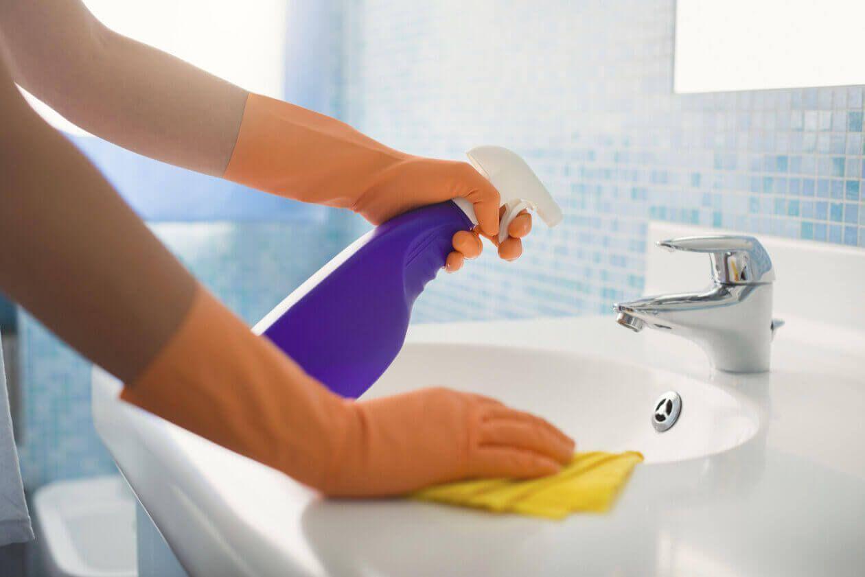 Consejos de limpieza en verano