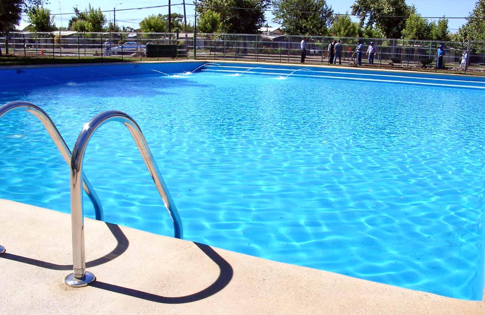 Funcionamiento de las piscinas